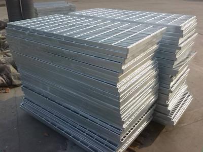 镀锌钢格栅在行业中的广泛应用